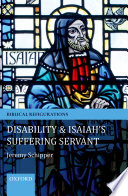 Disability And Isaiah S Suffering Servant