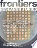 The multiple roles of antibiotics and antibiotic resistance in nature