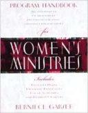 Program Handbook For Women S Ministries