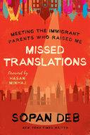 Pdf Missed Translations Telecharger
