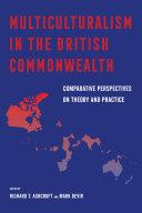 Multiculturalism in the British Commonwealth Pdf/ePub eBook