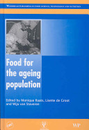 Food for the Ageing Population Book