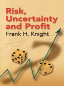 Risk, Uncertainty and Profit [Pdf/ePub] eBook