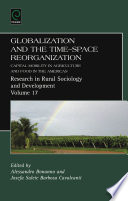 Globalization and the Time space Reorganization Book