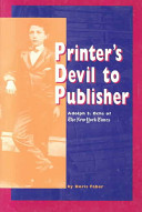 Printer S Devil To Publisher