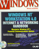 Windows NT Workstation 4 0 Internet And Networking Handbook
