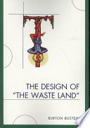 Free The Design of The Waste Land Book