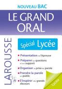Le grand oral