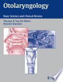 Otolaryngology Book