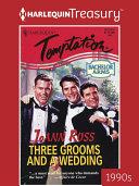 Three Grooms and a Wedding Pdf/ePub eBook