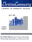 The Christian Community Book PDF