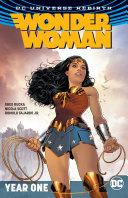 Pdf Wonder Woman Vol. 2: Year One (Rebirth)
