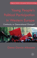 Young People's Political Participation in Western Europe
