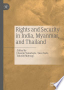 Rights And Security In India Myanmar And Thailand