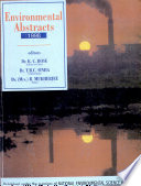 Environmental Abstracts 1998