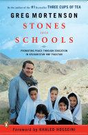 Stones into Schools Book