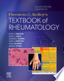 """Firestein & Kelley's Textbook of Rheumatology E-Book"" by Gary S. Firestein, Ralph C. Budd, Sherine E Gabriel, Iain B. McInnes, James R O'Dell, Gary Koretzky"