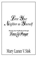 Love Your Neighbor as Yourself