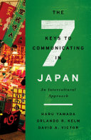 The Seven Keys to Communicating in Japan