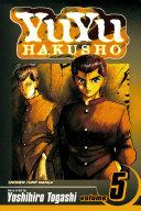 YuYu Hakusho  Vol  5