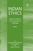 Indian Ethics