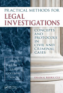 Practical Methods for Legal Investigations