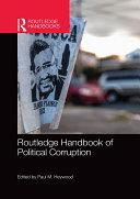 Pdf Routledge Handbook of Political Corruption Telecharger