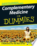 Complementary Medicine For Dummies Book