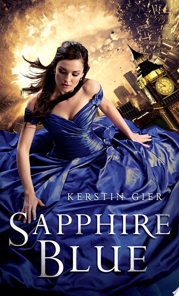 Sapphire Blue banner backdrop