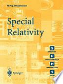 Special Relativity Book
