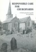 Responsible Care for Churchyards Book