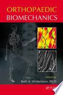 Orthopaedic Biomechanics Book