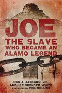 Joe, the Slave Who Became an Alamo Legend ebook