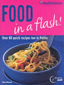 Weight Watchers Food in a Flash Book