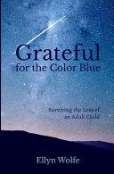 Grateful for the Color Blue