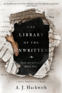 The Library of the Unwritten Pdf