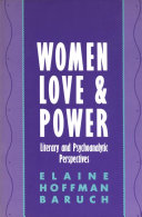 Women  Love  and Power
