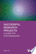 Successful Research Projects Book