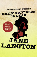 Emily Dickinson Is Dead Pdf/ePub eBook
