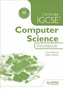 Books - Cam/Ie Igcse Comp Science Wb | ISBN 9781471868672