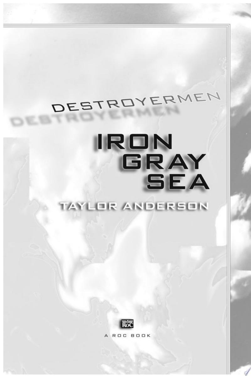 Iron Gray Sea poster