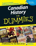 Canadian History for Dummies Pdf/ePub eBook
