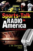 Sports talk Radio in America
