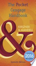 The Pocket Cengage Handbook  2016 MLA Update  Spiral bound Version