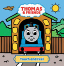 Thomas and Friends Touch and Feel Book Book PDF