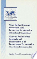New Reflections on Terrorism and Terrorism in America, International Connections