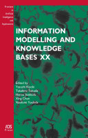 Information Modelling and Knowledge Bases XX