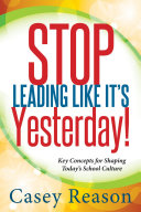 Stop Leading Like It s Yesterday