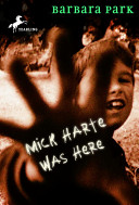 Mick Harte Was Here banner backdrop