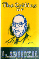 To the Critics of Dr  Ambedkar
